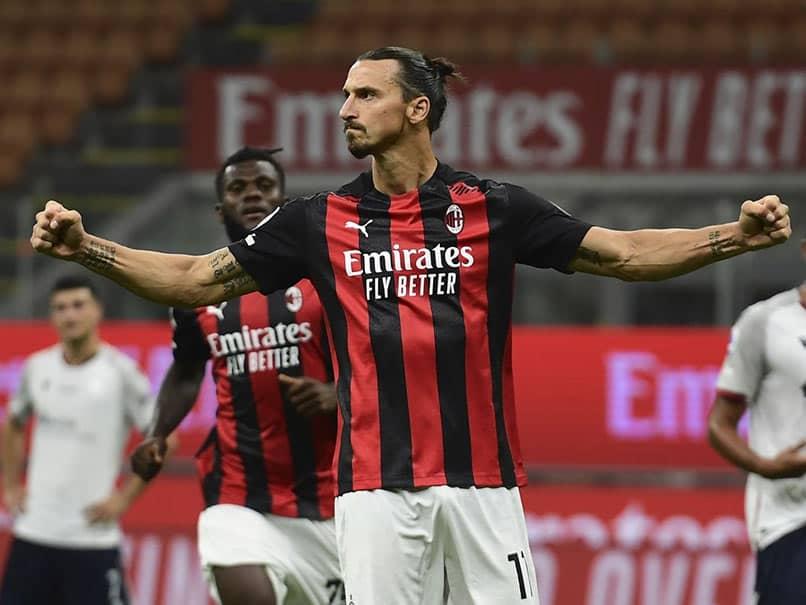 Zlatan Ibrahimovic Cured Of Coronavirus: AC Milan