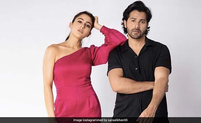 The Return Of Sara Ali Khan And Varun Dhawan's Promotional Diaries