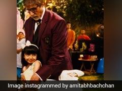 अमिताभ बच्चन की पोती आराध्या ने बताया कोरोना का यह अर्थ, बिग बी रह गए हैरान
