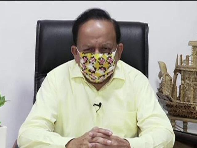 Video : India Needs A Reboot In Healthcare: Union Health Minister Harsh Vardhan