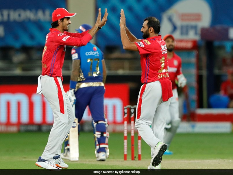 "IPL 2020: KL Rahul Hails ""Phenomenal"" Mohammed Shami After Historic Win Against Mumbai Indians"