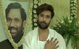 'Proves Nitish Kumar Is Worried': Chirag Paswan On Leaked Video
