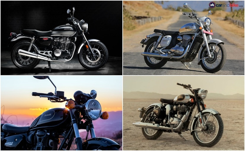 The Honda H'Ness CB 350 DLX is offered in 2 variants - DLX and DLX Pro