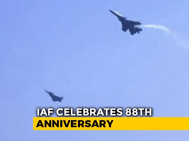 Video : At Air Force's 88th Anniversary Today, Rafale Fighter Jets Highlight