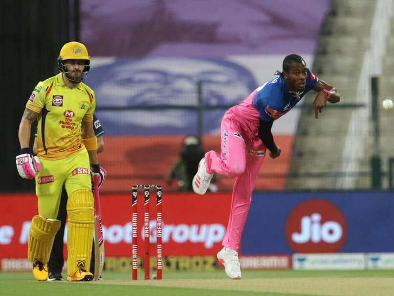 IPL 2020 Points Table: Rajasthan Royals Win To Go 5th, Chennai Super Kings Sink To Bottom