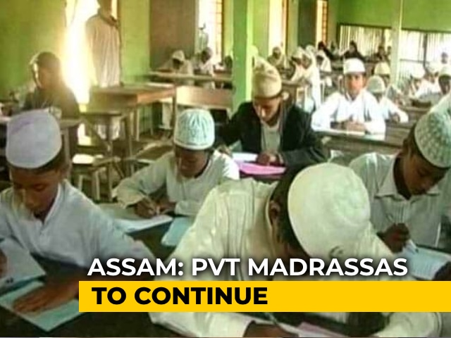 Video : High Education Madrassas To Continue In Assam, New Rules For Private Ones
