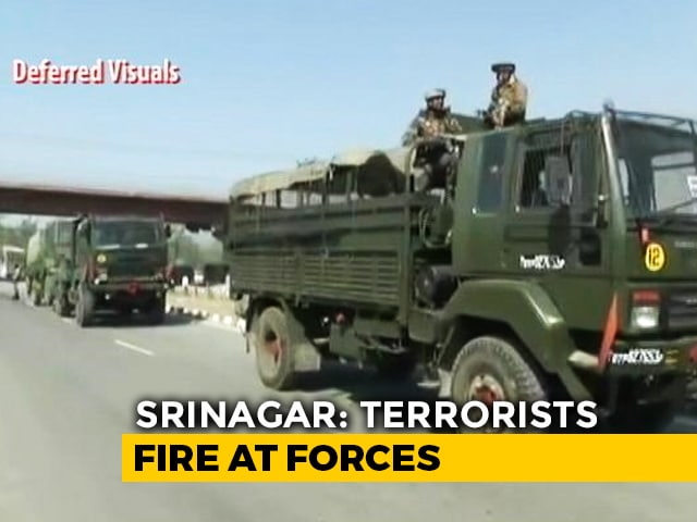 Video : 2 CRPF Soldiers Killed In Terror Attack On Outskirts Of Srinagar