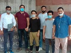 दिल्ली-एनसीआर में मोमोज की आड़ में ड्रग्स सप्लाई, दो गिरफ्तार