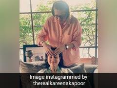 प्रेग्नेंट करीना कपूर की मां उनका रख रही हैं खास ख्याल, मालिश करते हुए फोटो हुई वायरल