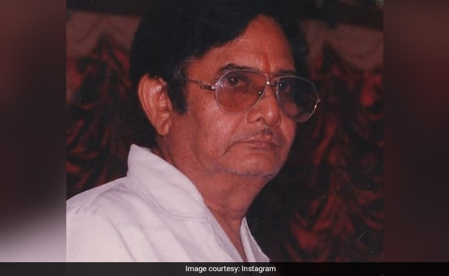 Kannada Film Director Vijay Reddy Dies At 84