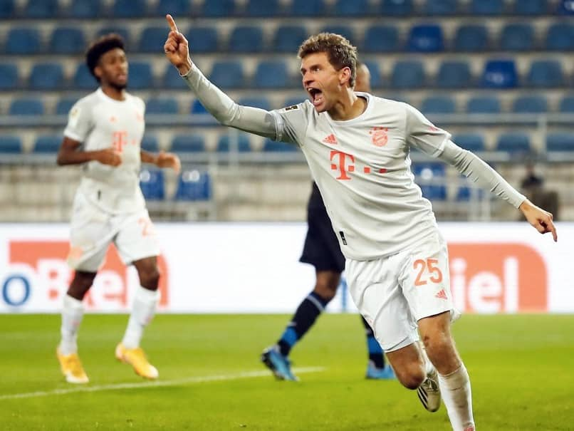 Thomas Muellers Bayern Munich Form Fuels Calls For Germany Recall