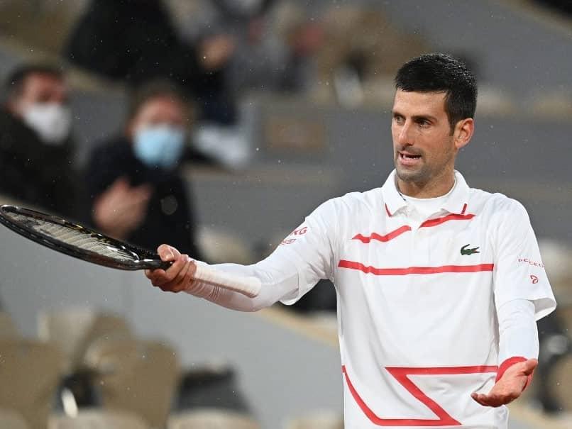 Novak Djokovic Demands Line Judges Be Replaced By Technology