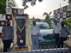 MG And Tata Power Inaugurate First Superfast EV Charging Station In Nagpur