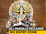 Video : Puja Organisers To Seek Review Of 'Pandals No-Entry Zones' Order Today