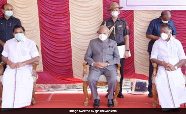 Tamil Nadu Chief Minister, Deputy Attend Events Together Days After Standoff