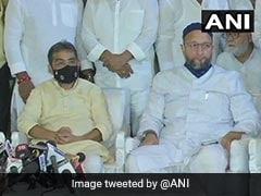 बिहार चुनाव : ओवैसी व उपेंद्र कुशवाहा ने मिलाया 'हाथ', बोले- इंशाअल्लाह, न सिर्फ BJP को हराएंगे बल्कि...