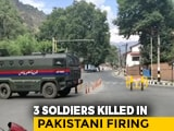 Video : Top News Of The Day: Massive Escalation Along LoC As Pak Fires Artillery, India Responds
