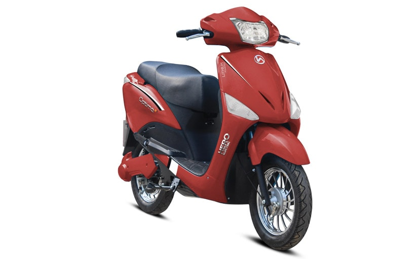 Hero Electric commands a share of 36 per cent in the high-speed electric scooter segment in India