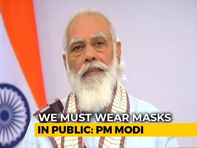 """Video : """"Many Being Reckless, Don't Assume Covid Has Gone"""": PM's Message To Nation"""