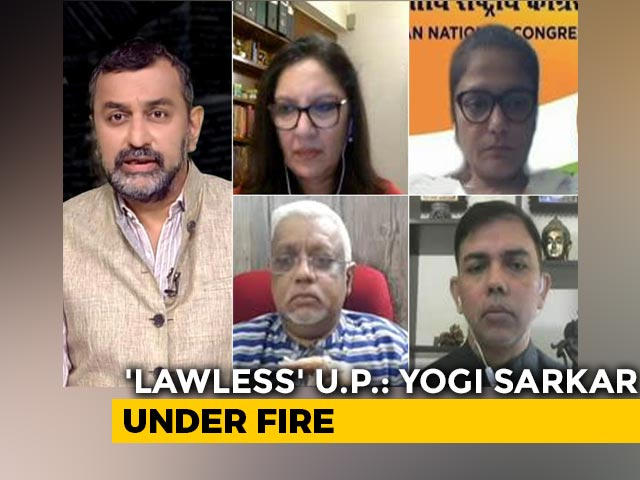 Video : Politics Over Rape: Moral 'Low' Ground?