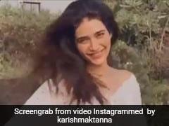 गोवा में जंगलों के बीच करिश्मा तन्ना धमाकेदार डांस करती आईं नजर, देखें वायरल Video