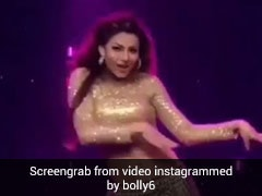उर्वशी रौतेला का धांसू Video हुआ वायरल, 'चिकनी चमेली' पर किया धमाकेदार डांस