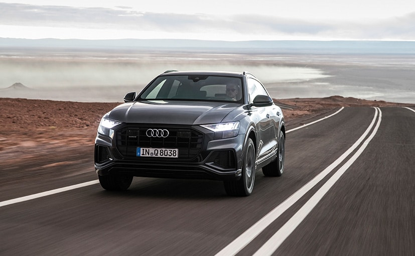 The Audi Q8 Celebration Edition is priced at Rs. 98.98 lakh (Ex-showroom, India)
