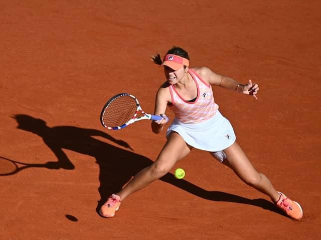 French Open 2020: Sofia Kenin Downs Scream Queen Danielle Collins To Make Semi-Finals