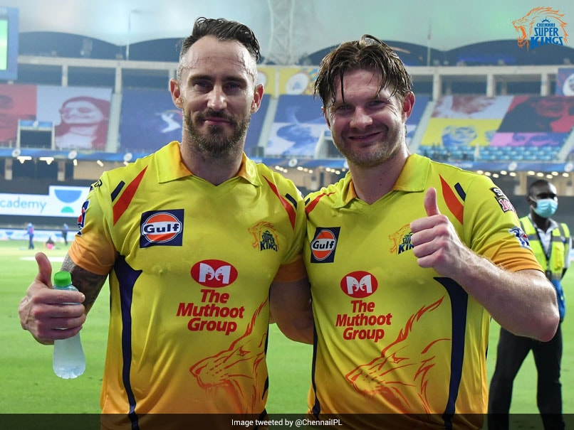 """What Stephen Fleming, MS Dhoni Do Is Incredible"": Shane Watson Thanks CSK Management For Keeping Faith"