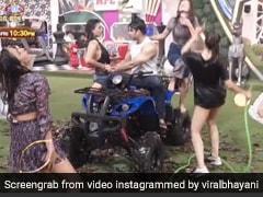 Sidharth Shukla को रिझाने की कोशिश करती नजर आईं Bigg Boss 14 की कंटेस्टेंट, देखें Video