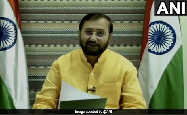India Has Practically Achieved Pre-2020 Climate Action Targets: Prakash Javadekar