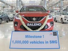 Suzuki Motor Gujarat Plant Crosses The 1 Million Production Milestone