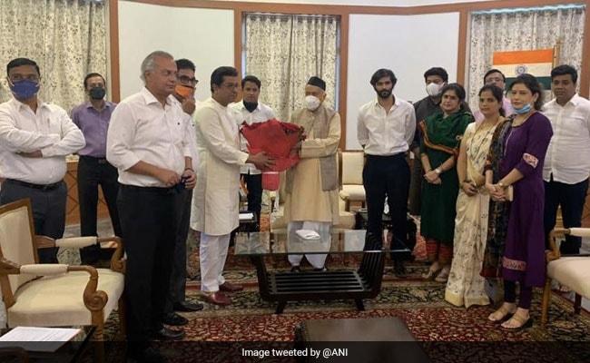 Days After Uddhav Thackeray Spat, Maharashtra Governor BS Koshyari Meets MNS Chief Raj Thackeray