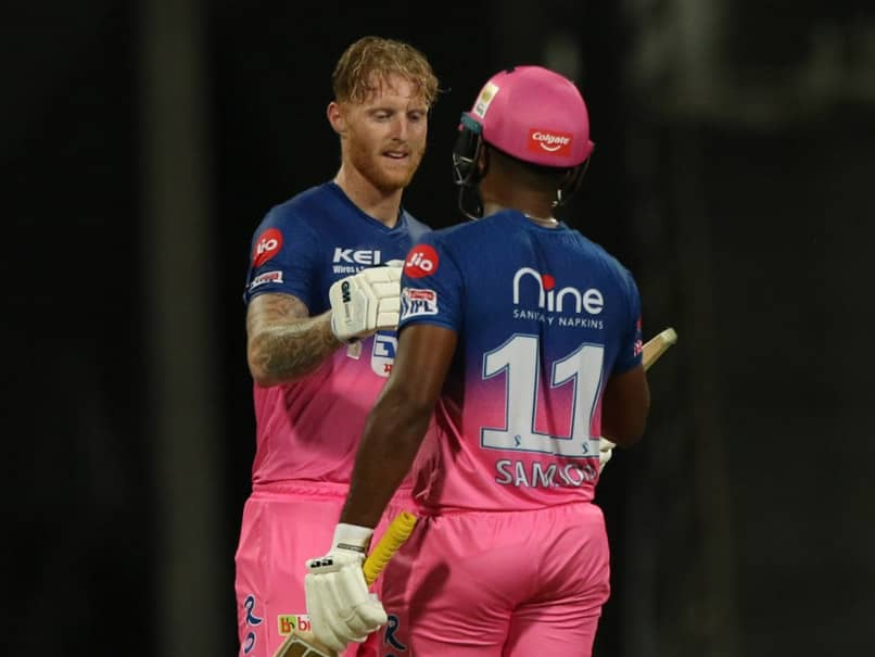 IPL 2020: Ben Stokes Slams Sublime Century As Rajasthan Royals Chase 196 To Beat Mumbai Indians