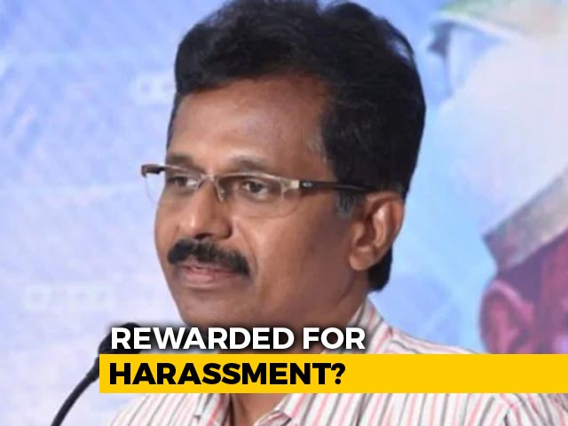 Video : ABVP Leader Who Allegedly Harassed Chennai Woman Appointed To AIIMS Board