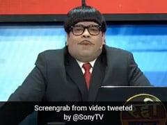 कीकू शारदा ने न्यूज एंकर बन सुनाई ऐसी ब्रेकिंग न्यूज, खूब हंसे मनोज बाजेपयी और अनुभव सिन्हा- देखें Video