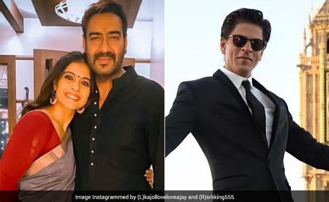 अजय देवगन भूले काजोल संग शादी की डेट, पर शाहरुख खान ने दे दिया सही जवाब- देखें थ्रोबैक Video