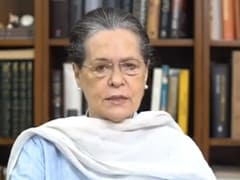 Sonia Gandhi Condoles Death Of Congress Candidate In Tamil Nadu Polls