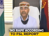 Video : No Rape In Hathras Case, Senior UP Cop Claims, Citing Forensic Report