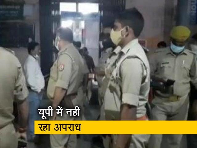 Videos : रवीश कुमार का प्राइम टाइम: उत्तर प्रदेश में क़ानून व्यवस्था तार-तार क्यों?