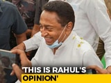 "Video : ""Rahul Gandhi's Opinion"": Kamal Nath Won't Apologise For ""Item"" Remark"