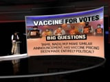 Video : Is COVID-19 Vaccine A Poll Issue?