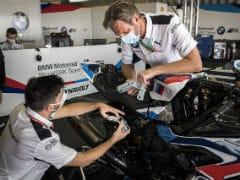BMW Motorrad WSBK Team Use 3D Printing At The Track