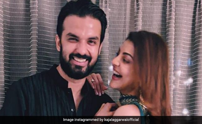 Inside Kajal Aggarwal And Fiance Gautam Kitchlu's Pre-Wedding Festivities
