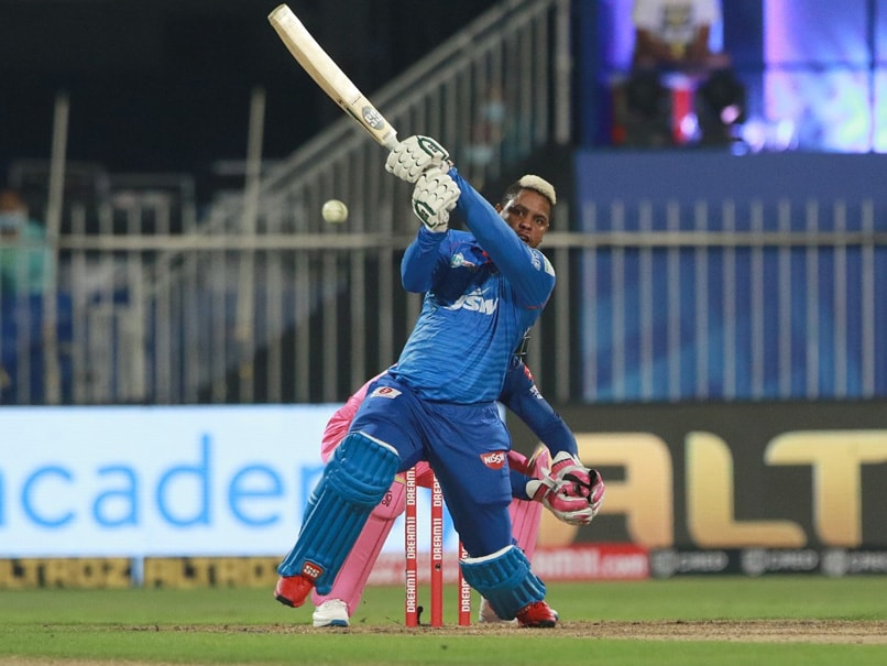 "IPL 2020, RR vs DC: Shimron Hetmyer Says Felt Really Great After ""Long Knock In The Middle"""