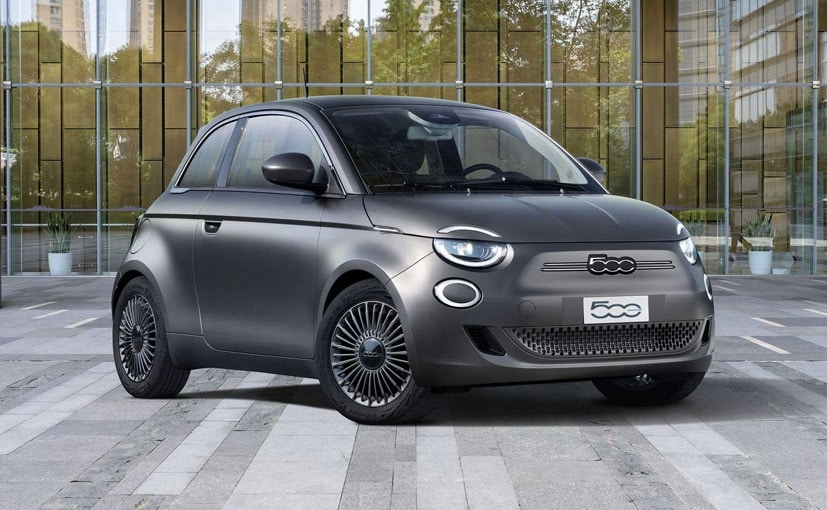 The Fiat 500 EV is already coming in 2021