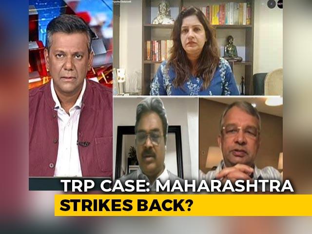 Video : CBI In TRP Case: Probe Or Politics?
