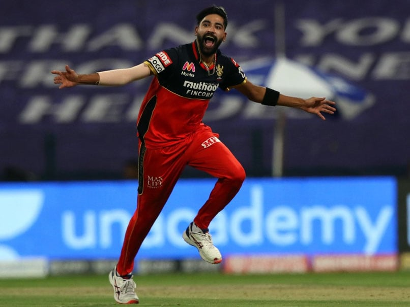 IPL 2020, KKR vs RCB: Mohammed Siraj Says He Wanted To Deliver ''Magical Performance'' For Royal Challengers Bangalore