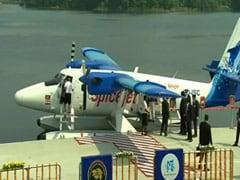 Video: PM Modi Inaugurates Sabarmati Seaplane Service