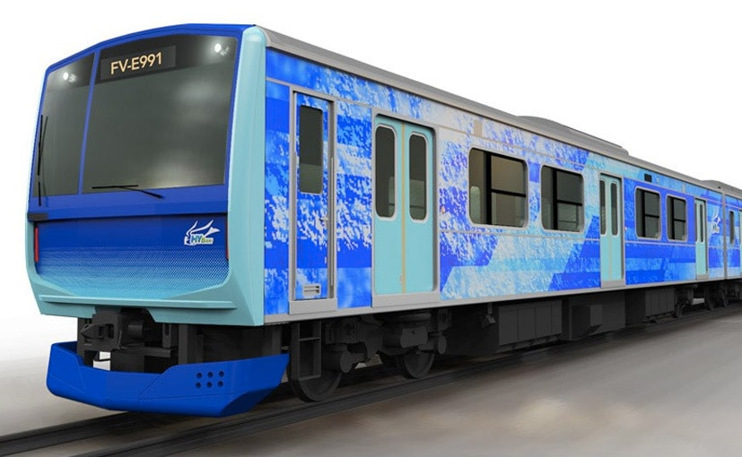 Toyota, Hitachi & JR East To Develop Fuel Cell For Railway Vehicles